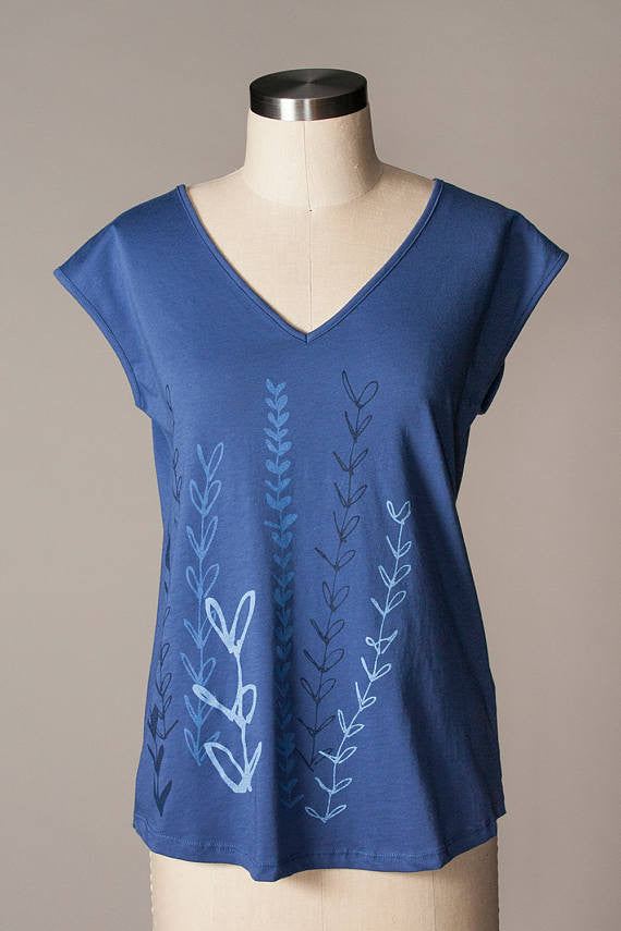 Cotton Rosemary Tee