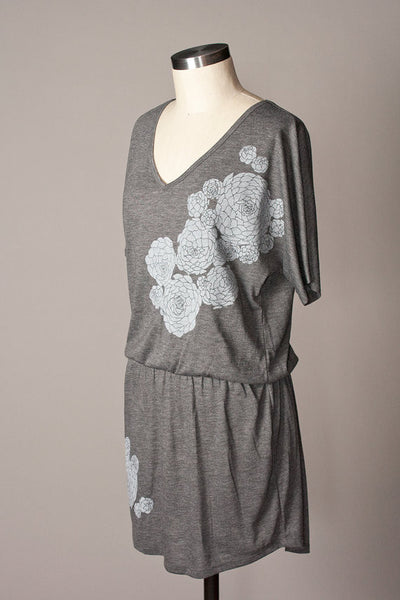 Cotton Cinch-waist Tunic