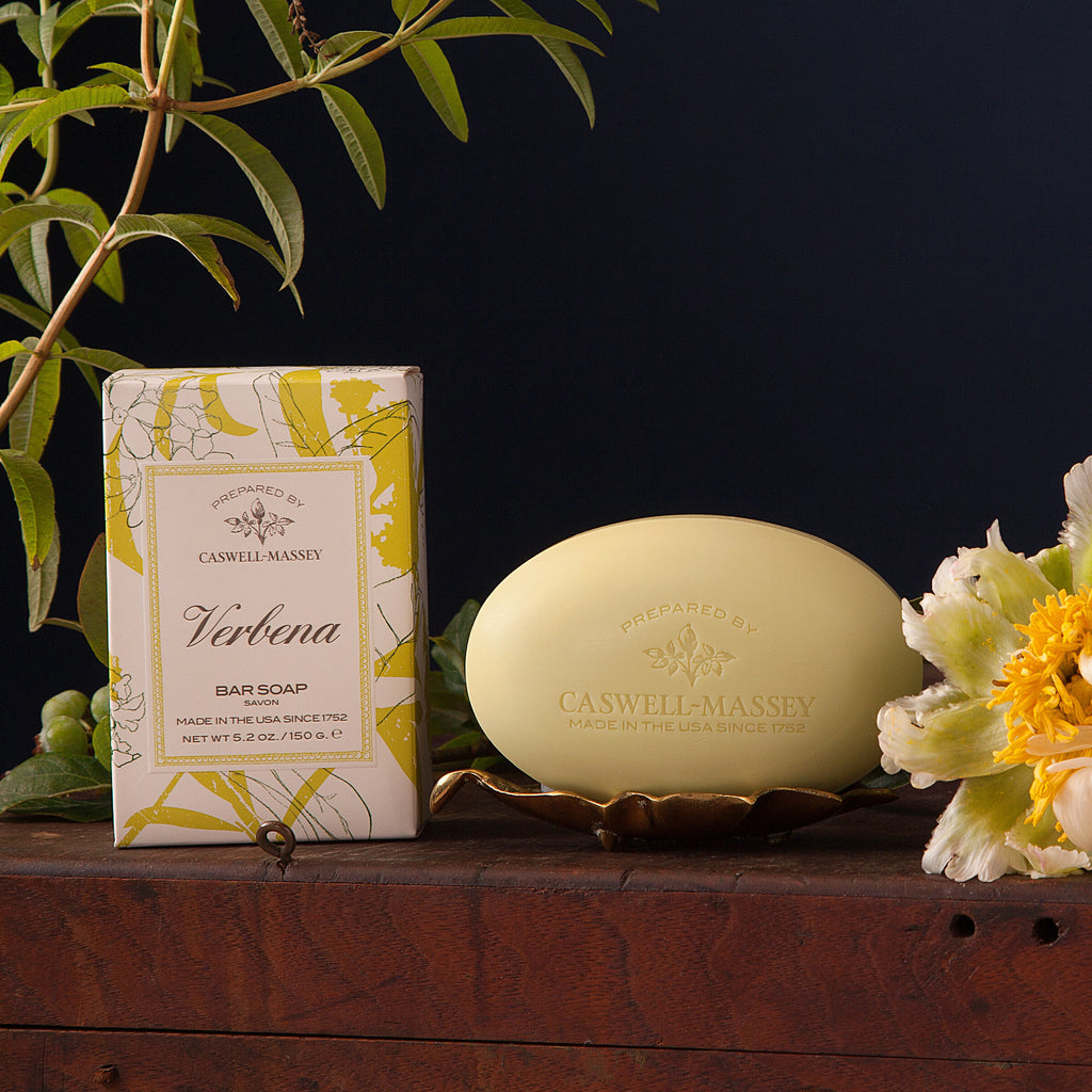 Verbena Single Soap 5.2 oz.
