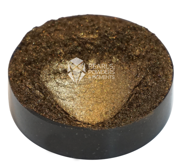 Bronze Brown Colour Shift ColorShift Pearl Powder Pigment