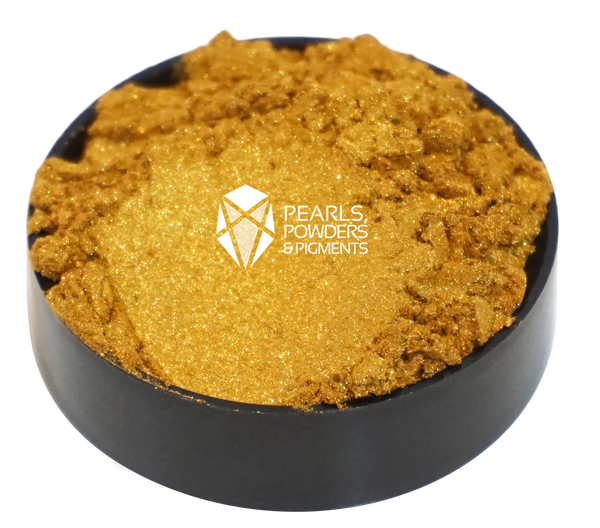 Royal Gold Pearl Powder Pigment