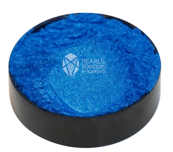 Sazuka Blue Pearl Powder Pigment