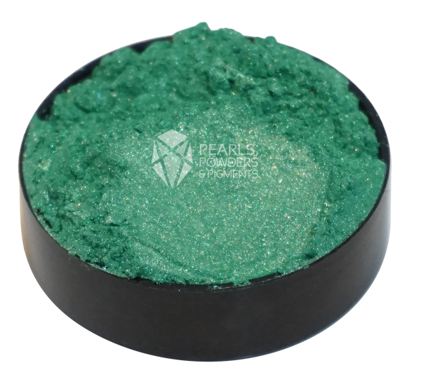 Tein Green Pearl Powder Pigment