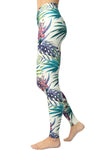 Printed Brushed Leggings - Natural Wonders (Digital Print)