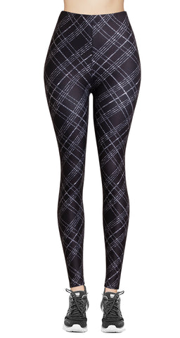 Printed Capris Leggings (Digital Print) - Nebula (Colors May Vary Each Leggings)