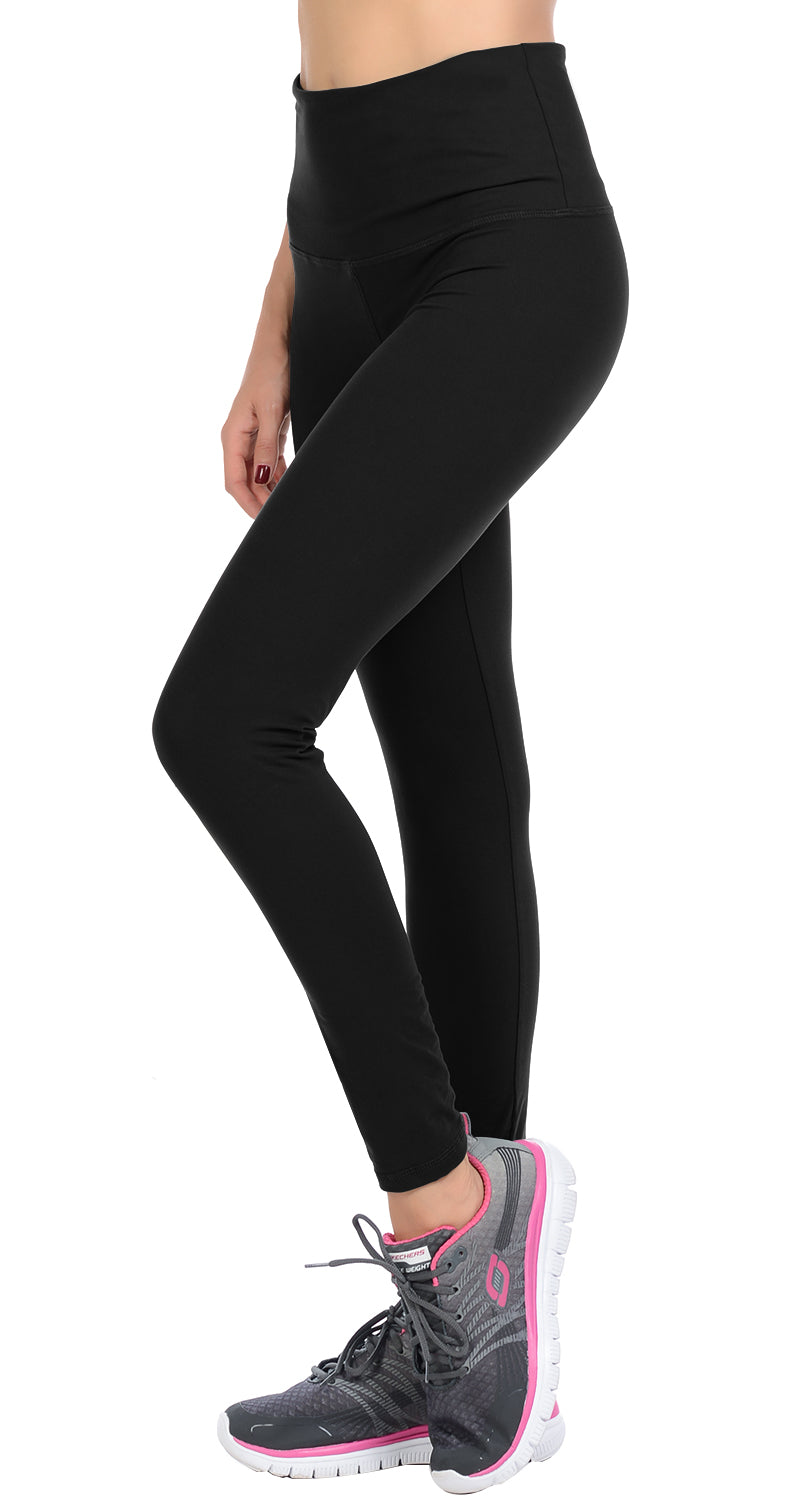 VIV Collection Signature Leggings Ultra Soft YOGA Waistband w/ Hidden Pocket
