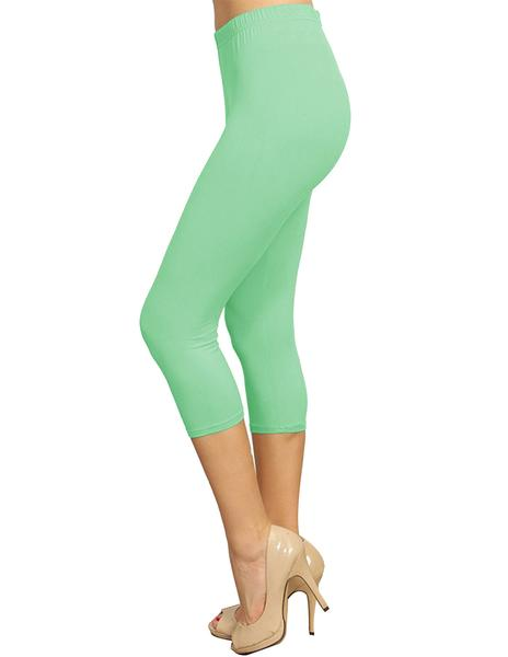 Solid Brushed Capri - VP103-Mint