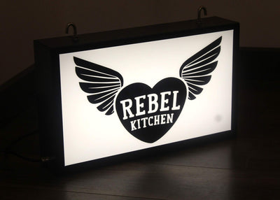 Rectangular LED Lightbox (5 Sizes Available)