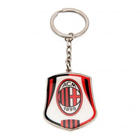 A.C. Milan Keyring - Sports Memorabilia | Sports Fan Gear | Absolute Sport Fan Shop