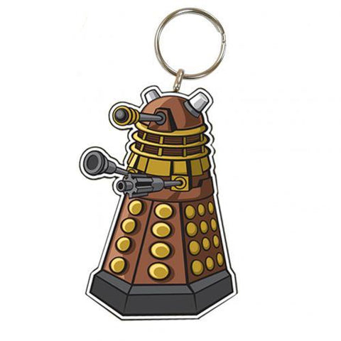 Doctor Who Keyring Dalek