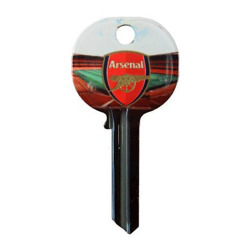 Arsenal F.C. Door Key - Sports Memorabilia | Sports Fan Gear | Absolute Sport Fan Shop