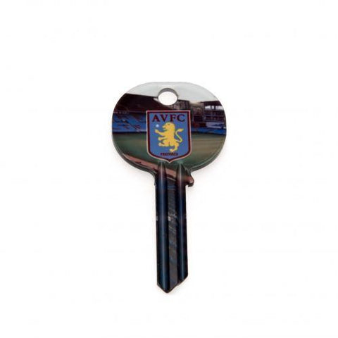 Aston Villa F.C. Door Key - Sports Memorabilia | Sports Fan Gear | Absolute Sport Fan Shop