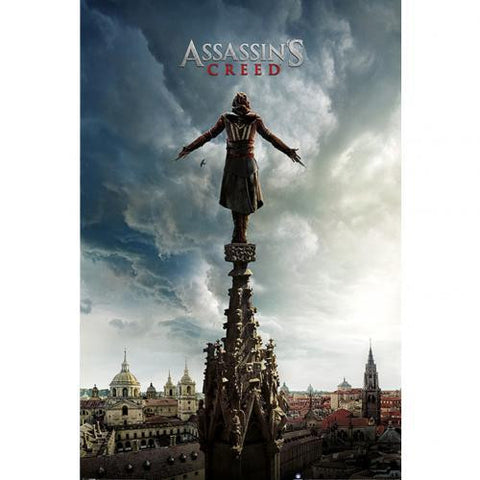 Assasins Creed Poster Spire 258