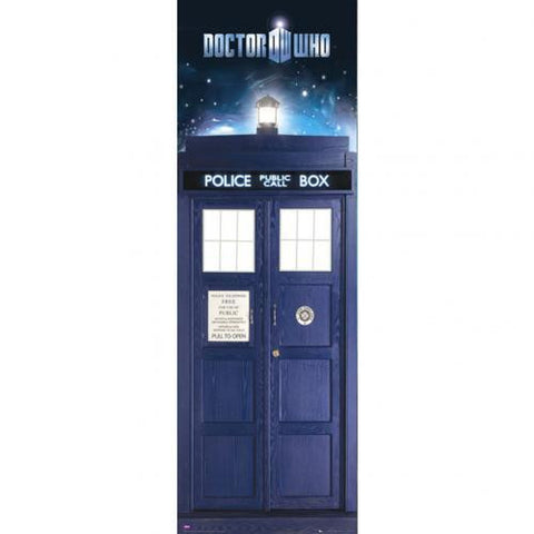 Doctor Who Door Poster 317