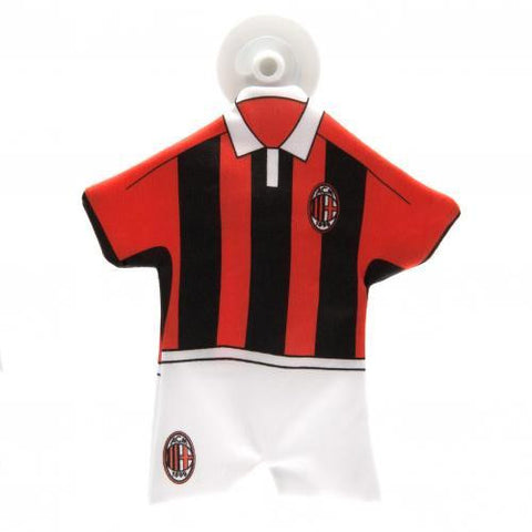 A.C. Milan Mini Kit - Sports Memorabilia | Sports Fan Gear | Absolute Sport Fan Shop
