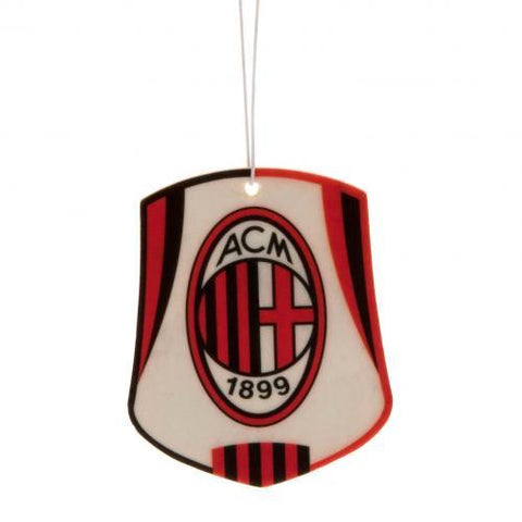 A.C. Milan Air Freshener - Sports Memorabilia | Sports Fan Gear | Absolute Sport Fan Shop