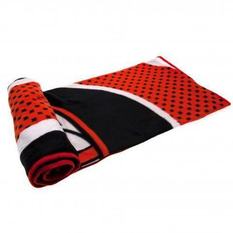 A.C. Milan Fleece Blanket BE - Sports Memorabilia | Sports Fan Gear | Absolute Sport Fan Shop