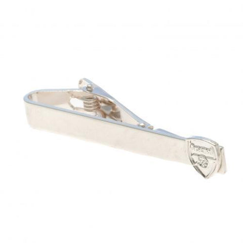 Arsenal F.C. Silver Plated Tie Slide