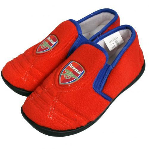 Arsenal F.C. Junior Slippers 3-4