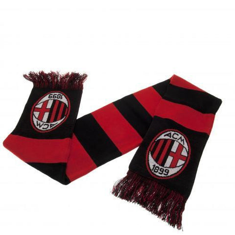A.C. Milan Bar Scarf - Sports Memorabilia | Sports Fan Gear | Absolute Sport Fan Shop