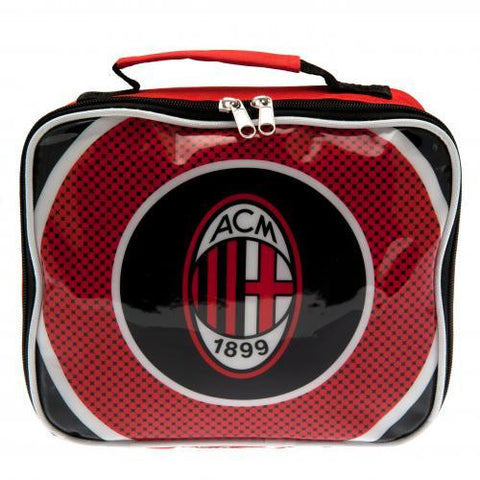 A.C. Milan Lunch Bag - Sports Memorabilia | Sports Fan Gear | Absolute Sport Fan Shop