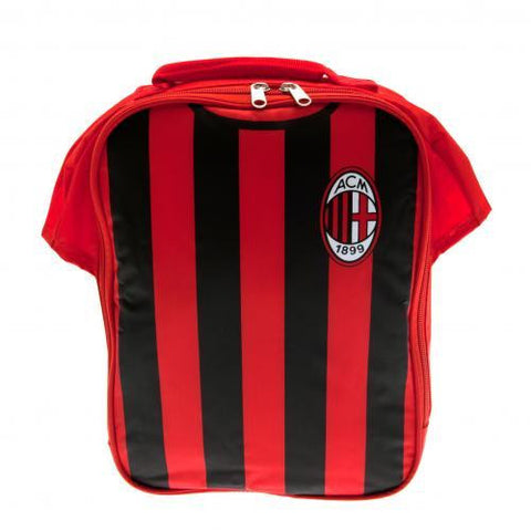 A.C. Milan Kit Lunch Bag - Sports Memorabilia | Sports Fan Gear | Absolute Sport Fan Shop