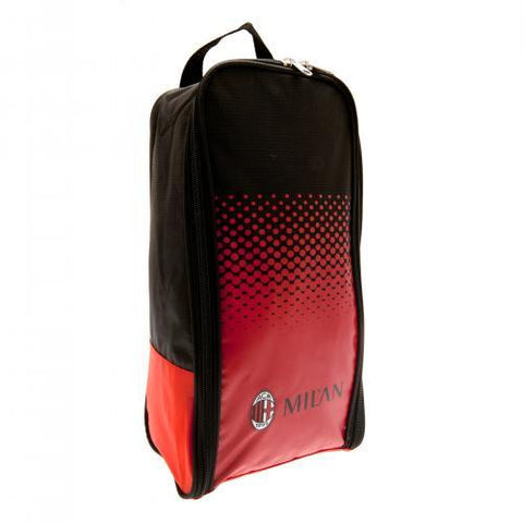 A.C. Milan Boot Bag - Sports Memorabilia | Sports Fan Gear | Absolute Sport Fan Shop