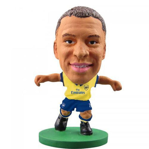 Arsenal F.C. SoccerStarz Oxlade-Chamberlain Away - Sports Memorabilia | Sports Fan Gear | Absolute Sport Fan Shop