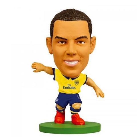 Arsenal F.C. SoccerStarz Walcott Away - Sports Memorabilia | Sports Fan Gear | Absolute Sport Fan Shop