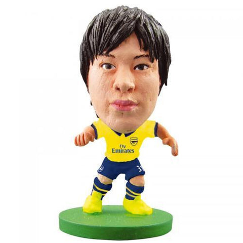 Arsenal F.C. SoccerStarz Miyaichi Away - Sports Memorabilia | Sports Fan Gear | Absolute Sport Fan Shop
