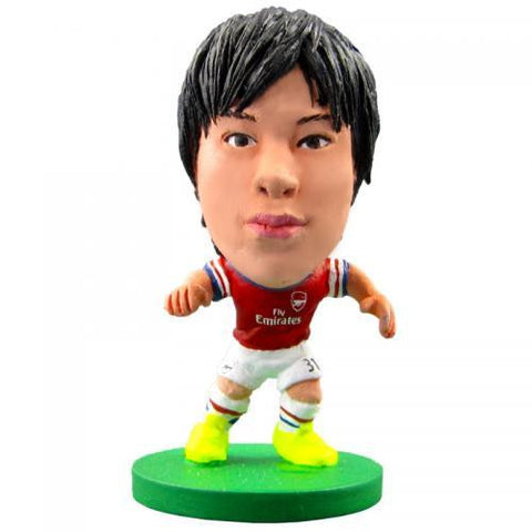Arsenal F.C. SoccerStarz Miyaichi - Sports Memorabilia | Sports Fan Gear | Absolute Sport Fan Shop