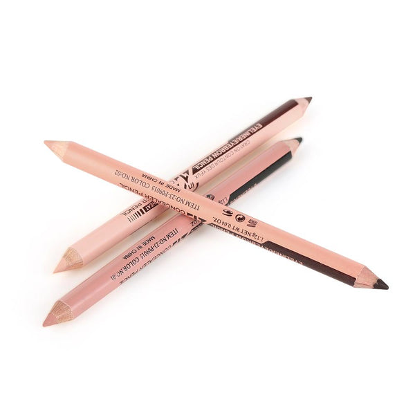 Double-End Eyebrow Pen