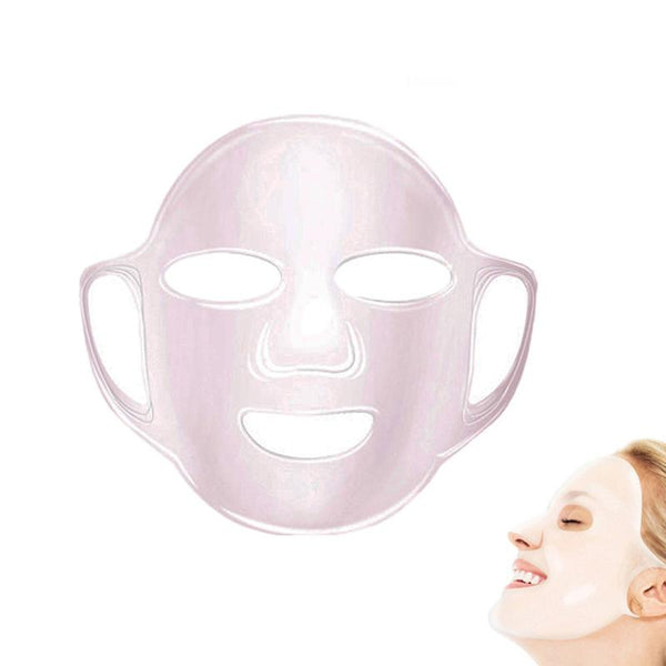 3D Silicone Mask Cover