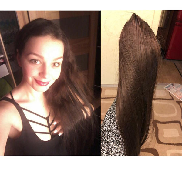 Clip-On Hair Extension
