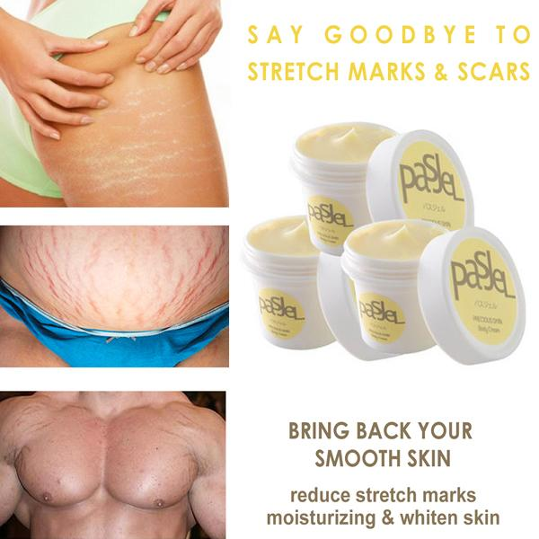 Miracle Cream - Say Goodbye To Scars & Stretch Marks