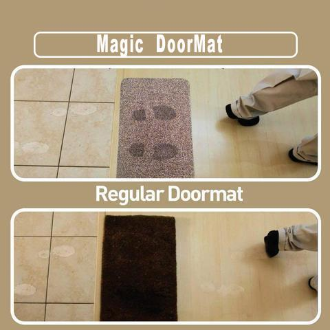 MAGIC DOOR MAT™
