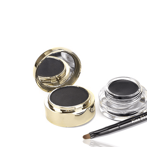 Kiss Beauty Eyebrow & Eyeliner Gel
