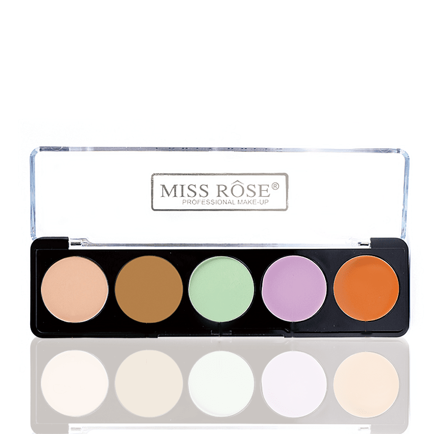 Color Corrector Camouflage Palette