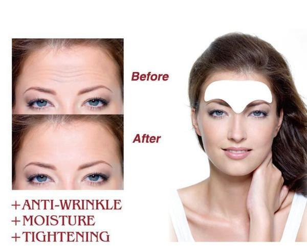 Anti-Wrinkle Face Pads