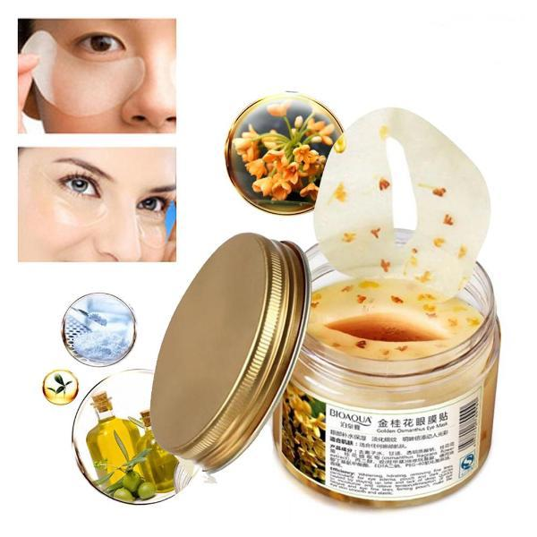 Hydrating Golden Eye Masque