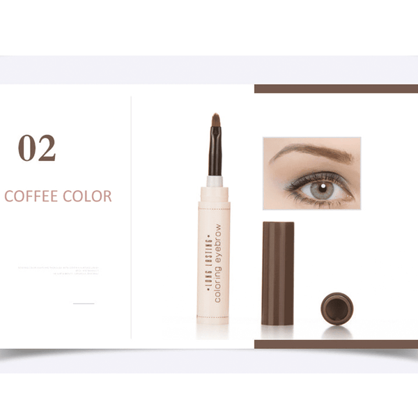 2-in-1 Eyebrow Makeup Kit