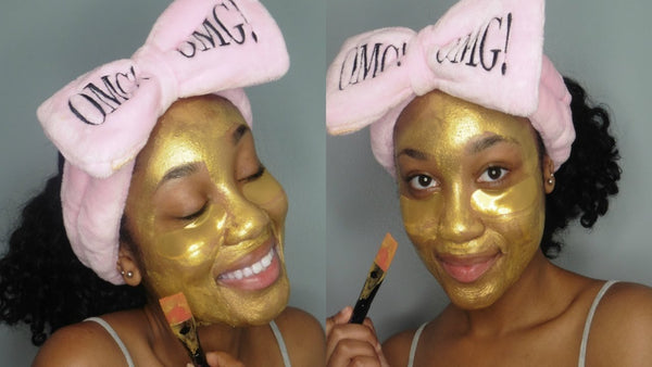24K Golden Peel-Off Mask