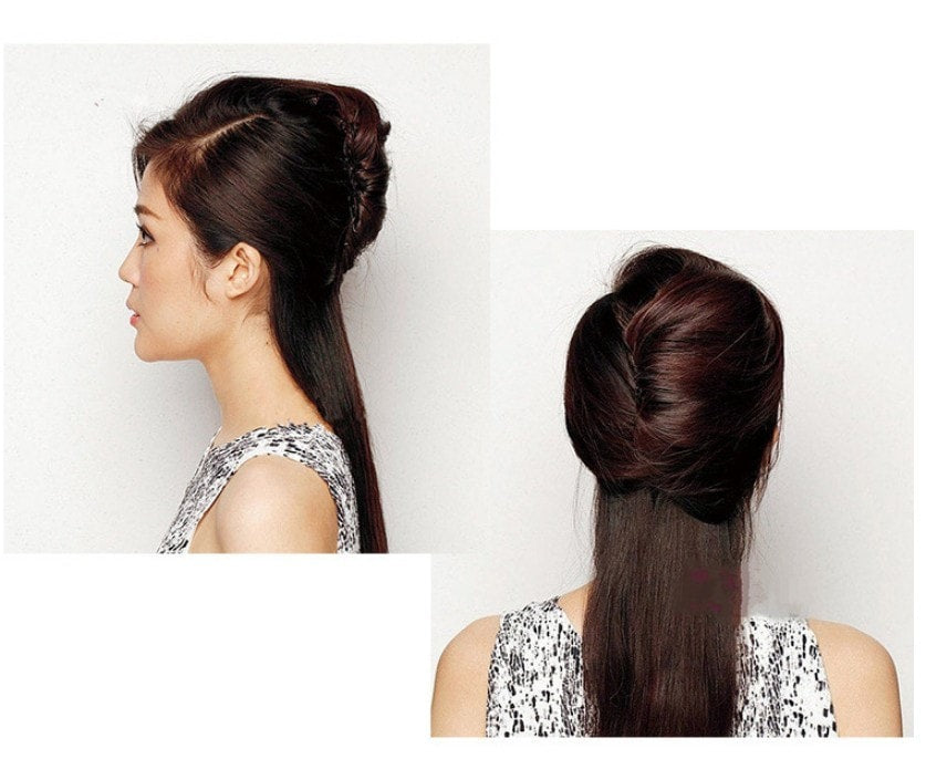 Instant French Twist Maker
