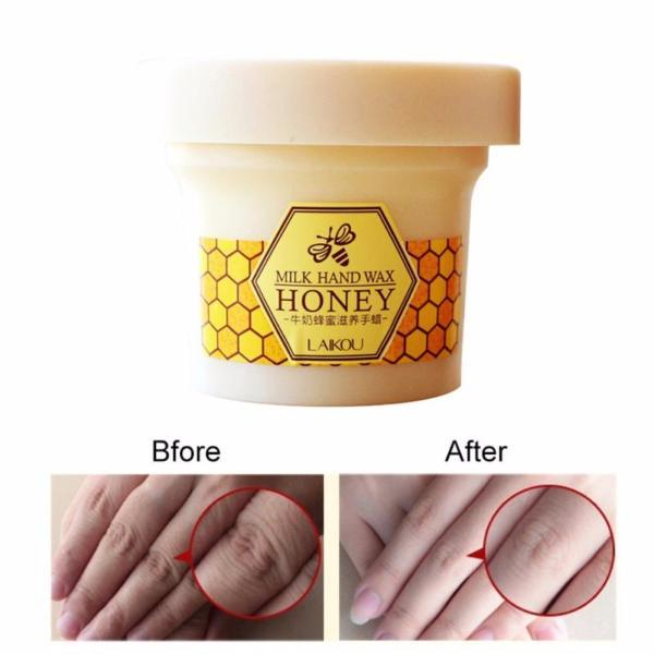Honey Milk Whitening Wax
