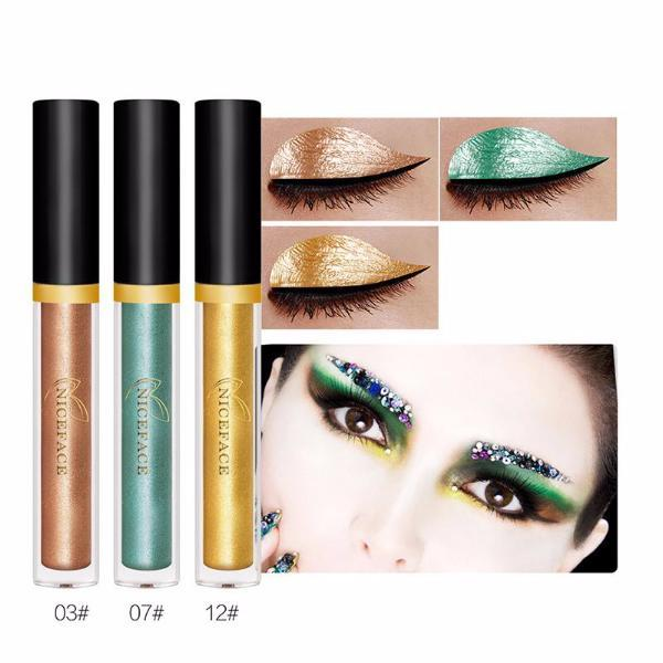 Metallic Liquid Eyeshadow