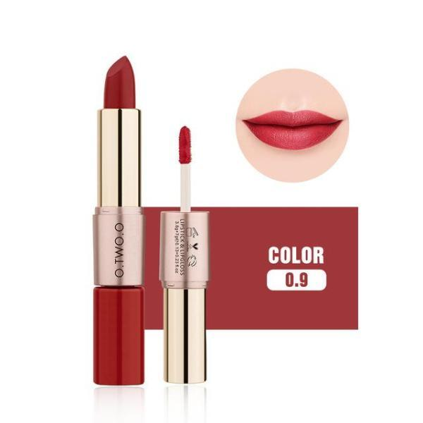 2 in 1 Long Lasting Matte Lipstick