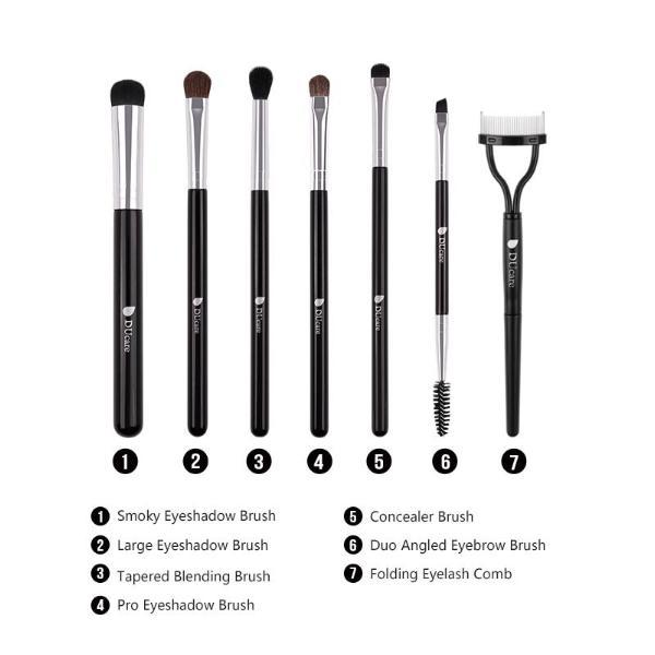 Makeup Brushes Complete Kit