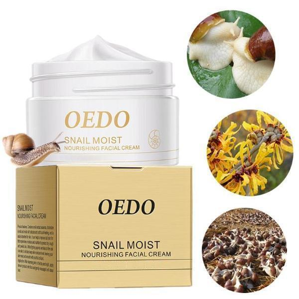 Snail Moist Facial Cream
