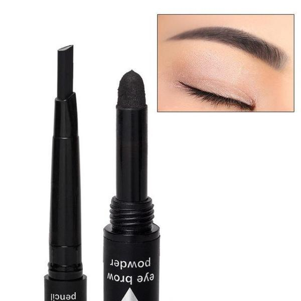 Dual-End Eyebrow Pencil