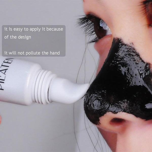 Portable Nose Black Head Mask